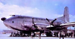 YC-124_Globemaster_II_1954