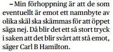 Hamilton-groda