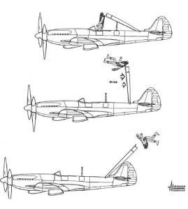 Spitfire_svängarm