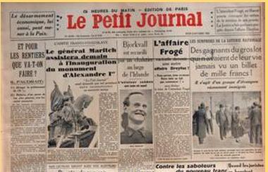 Le_Petit_Journal-Björkvall