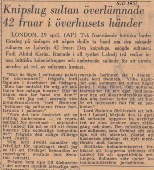 SvD_Sultan_1952